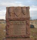 Spencer Owsley Gravestone