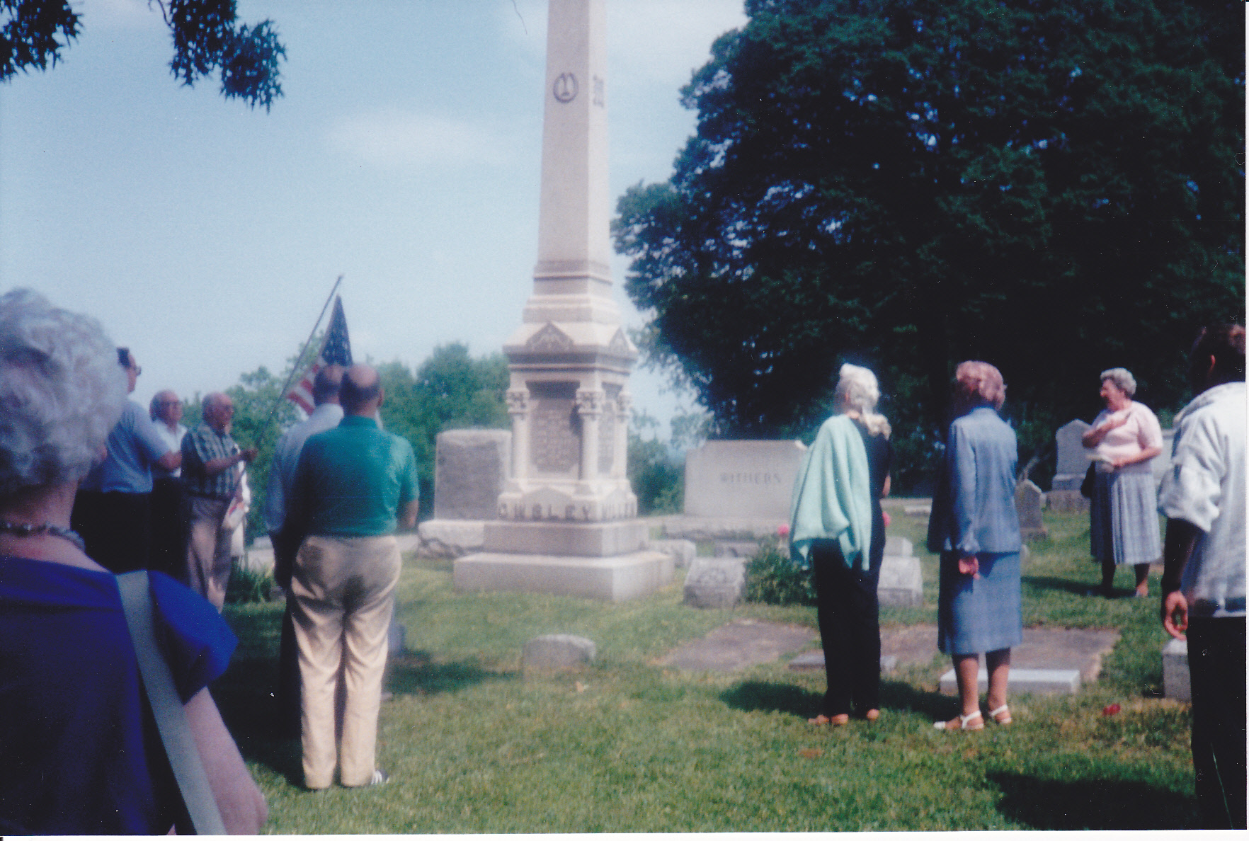 1992 OFHS meeting (William Owsley Revolutionary War service in Stanford, Kentucky