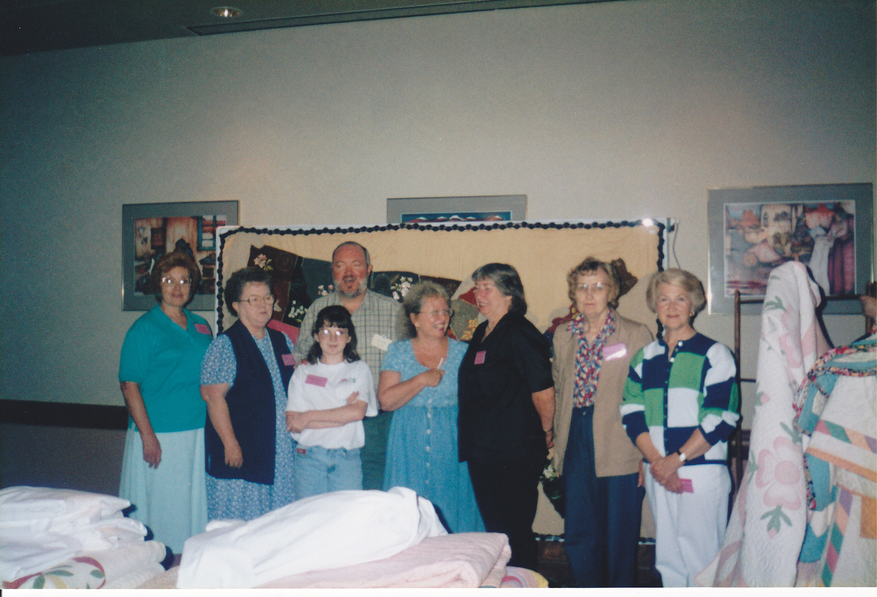 1997 OFHS meeting in Independence, MO (Descendants of Joseph Owsley and Phoebe Longmire