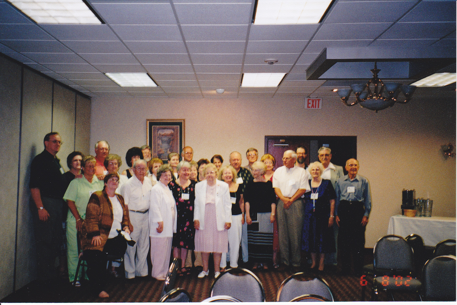 2002 OFHS meeting in Knoxville, TN (Descendants of John Owsley born 1757