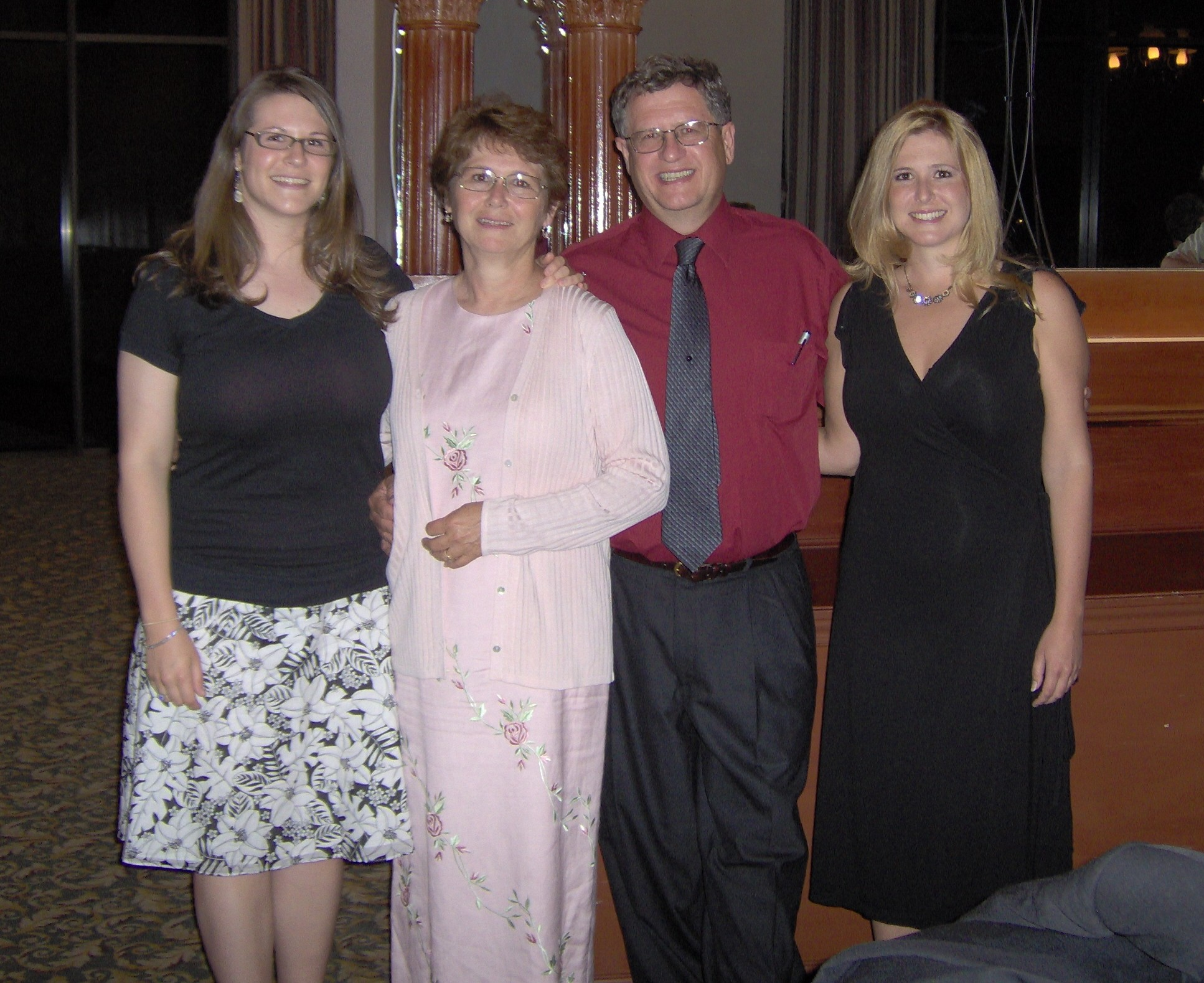 2007 OFHS meeting in Charlottesville, VA - The Douglas Owsley family
