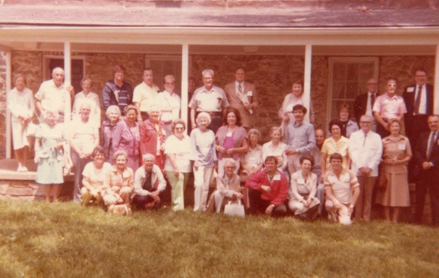 OFHS group photo 1980